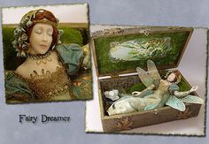 ULLABENULLA: A Visit With Stephanie Blythe, and the Possibility Of A FAIRY Doll CLASS!