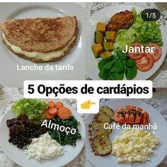 Weight Loss Recipes-Receitas para emagrecer Get 147 Low Carb recipes from our website. Tea Recipes, Smoothie Recipes, Low Carb Recipes, Healthy Recipes, Crockpot Recipes, Chicken Recipes, Healthy Life, Healthy Snacks, Zucchini Puffer