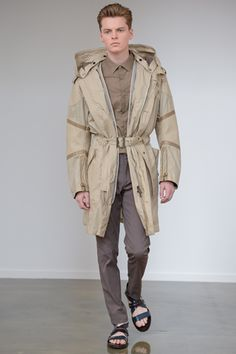 Belstaff Spring 2013 Menswear Collection Slideshow on Style.com
