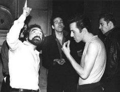 The Clash with Martin Scorsese NY 1980