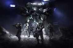 Awesome Halo 4 art!