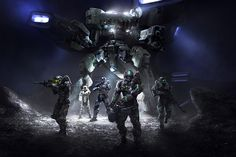 Awesome Halo 4 art!
