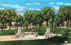 Pioneer Park, Stillwater Minnesota, 1940's