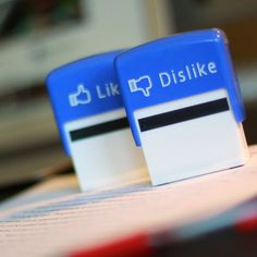 Like and Dislike Stamps - $11