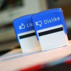 Like and Dislike Stamps - $11