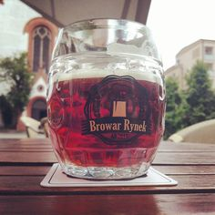 """Browar Rynek – """"Miedziane"""" Craft Beer, Wine Glass, Mugs, Tableware, Instagram Posts, Dinnerware, Cups, Mug, Dishes"""