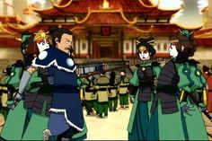You don't see many happy, upbeat Avatar edits. Avatar Kyoshi, Avatar Legend Of Aang, Legend Of Korra, Avatar Show, Team Avatar, Avatar Cartoon, Avatar Funny, Avatar The Last Airbender Funny, Avatar Airbender