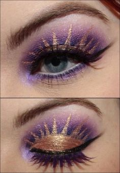 One of these days I will be trying this look