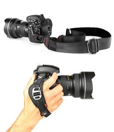 Slide and Clutch: Versatile Camera Sling and Hand Strap by Peak Design | planet5D curated digital image news