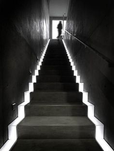 MESH STAIRS LIGHT - Google Search