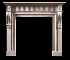Pall mall limestone fire surround