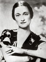 Portrait dated of American-born Wallis Simpson, who became Duchess of Windsor 03 June by marrying Edward of England, Duke of Windsor, formerly King Edward VIII of England. Edward VIII of. Get premium, high resolution news photos at Getty Images Wallis Simpson, Celebrity Engagement Rings, Royal Engagement, Prinz Harry Meghan Markle, Royal Rings, Queens, Edward Viii, Meghan Markle Style, Prince Harry And Meghan