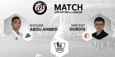 eSport - E-Football League - Le résumé du match entre Wissam Abou Ahmed et Vincent Dubois (5ème journée) Check more at http://info.webissimo.biz/esport-e-football-league-le-resume-du-match-entre-wissam-abou-ahmed-et-vincent-dubois-5eme-journee/