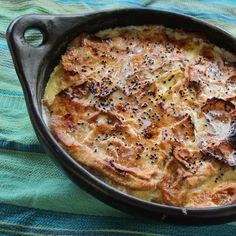 SUSI - Fattah with eggs and milk | Shebayemenifood.com