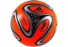 adidas Brazuca Official World Cup Ball - Winter Edition...Now Available at SoccerPro.