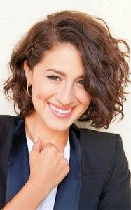 nice Best Curly Bob Hairstyles