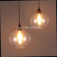 49.00$  Buy here - http://alii1l.worldwells.pw/go.php?t=32329577152 - 20CM Vintage Loft Industrial Edison Ceiling Glass Lamp DropLight Pendant Bar Cafe with E27 Edison light bulb 49.00$