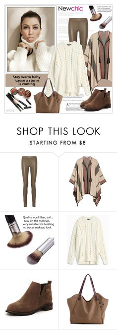 """""""NewChic 5. 25.12.2016"""" by goharkhanoyan ❤ liked on Polyvore featuring The Row, Talitha, Alexander Wang and newchic"""