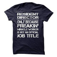 Resident Director - Perfect Shirt