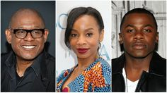 A+E Networks has added Forest Whitaker, Anika Noni Rose and Derek Luke to the star-studded cast of the 'Roots' remake...