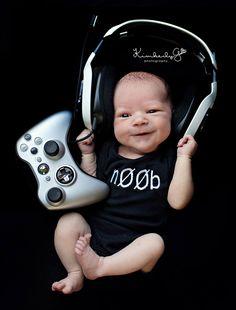 14-geek-recién nacido-baby-fotos
