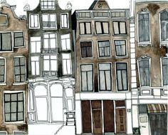 amsterdam-buildings #amsterdam