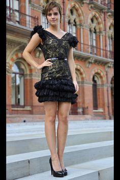 emma watson en 10 looks - Emma Watson, l'éclosion d'une English Rose - L'EXPRESS