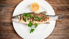 This low-cal fish recipe is a great protein option for lunch or dinner.