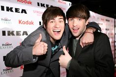 Ian and Anthony the makers of Smosh. !!!!!!!!!!!!!!!!!!!!!!!!!!!!!!!!!!!!!!!!!!!!!!!!!!!!!!!!!!!<3 <3