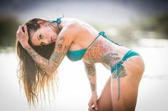 Lauren Nicole. Dusty Wooddell Photography #tattoo