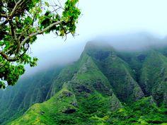 The North Shore of Hawaii