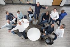 Fun with perspectives - Consulta Photography Office, Corporate Photography, Fun, Funny