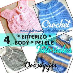como se teje el enterizo sin mangas para bebe Matilda, Crochet Baby, Crochet Patterns, Winter Hats, Clothes, Fashion, Weaving Patterns, Knitting Charts, Baby Boy Sweater