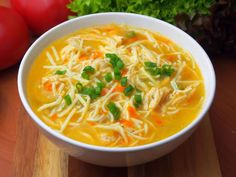 Soup Recipes, Recipies, Cooking Recipes, Healthy Recipes, Cheddar, Food Design, Thai Red Curry, Food And Drink, Menu