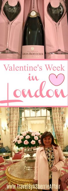 Spending Valentine's week in London and continuing on to Paris is a girls dream.  Filled with a beautiful hotel, Ritz London Hotel, shopping at Harrods and seeing show.  London has so much to offer for such a special week- Valentine's Week.   #Valentinesweek #Valentinesday #London #Londoneye #RitzLondon #Ritz #Harrods #hightea #travel #holiday #vacation #winterholiday #England
