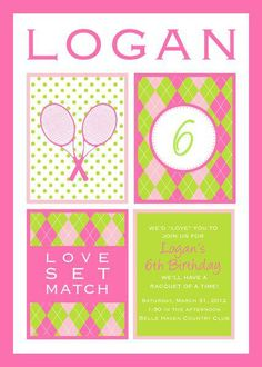French Open Tennis Themed Paris Birthday Party - Kara's Party Ideas - The Place for All Things Party