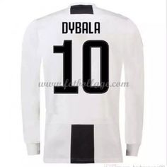 Juventus Turin Trikot Kinder 2018-2019 Home Serie A Fanschal Dybala 10