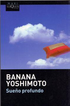 Puntuación 3 Sueño profundo de Banana Yoshimoto: Tres jóvenes que atraviesan un periodo difícil de su vida son las protagonistas de este bellísimo volumen de la escritora japonesa Banana Yoshimoto. «Sueño profundo», «Los viajeros de la noche» y «Una experiencia», los tres exploran a través de esas jóvenes los mundos que se abren cuando todo parece desmoronarse y sólo queda el vacío, mundos poblados por sombras que de pronto se hacen presentes en la vida de cada día.