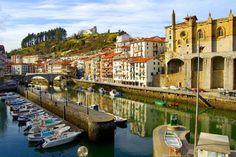 Ondarroa, Basque Country, Spain