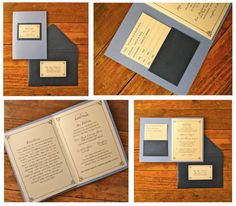 Custom Wedding Invitations  Deposit от pcelovedesign на Etsy, $150.00