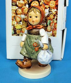 Hummel Goebel 561  grandmas girl * Click image for more details. (This is an affiliate link and I receive a commission for the sales)