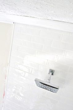 How To Seamlessly Transition Crown Molding Where Tile Meets Wall