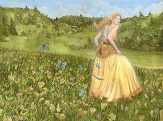 Symphony of the Summer Queen by DavidHoffrichter.deviantart.com on @deviantART