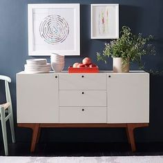 Shop storage buffet from west elm. Find a wide selection of furniture and decor options that will suit your tastes, including a variety of storage buffet. Design Room, Layout Design, Interior Design, Modern Interior, Diy Design, Kitchen Furniture, Modern Furniture, Home Furniture, Furniture Design