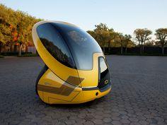 2011 electric concept car
