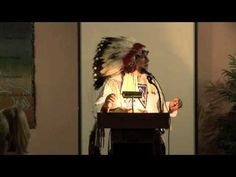 Sioux Chief- Speaks of Star People, 2012 and Mayan Calendar Pt.3