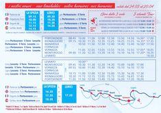 2018 Cinque Terre Ferry Schedule with La Spezia, Portovenere, Lerici, Levanto Cinque Terre, Pisa, Schedule, How To Get, Arrow Keys, Close Image, Exploring, Boats, Traveling