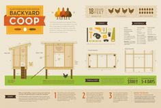 How to Build a Chicken Coop | ML: More tips, so simple that you couldn't fail. Check this site.