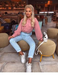 Tips For Changing Your Hairstyle – Hair Wonders Trendy Outfits, Cute Outfits, Fashion Beauty, Womens Fashion, Fashion Trends, Casual Weekend Outfit, Denim Shop, Comfy Casual, Shopping