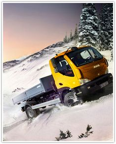 winter avia Marketing, Motors, Automobile, Trucks, Vehicles, Winter, Car, Socialism, Winter Time